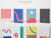 GRAFICA: notebook originali Write Sketch