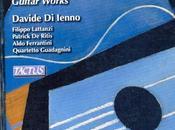 Recensione Raffaele Bellafronte Guitars Works Davide Ienno, Tactus, 2015
