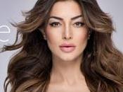 Iveta Mukuchyan portabandiera dell'Armenia all'Eurovision Song Contest 2016