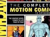 Watchmen complete motion comic Dave Gibbons, Alan Moore, John Higgins