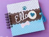 Mini album cagnolona Ella
