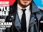 David Beckham veste Ford, Armani, Dolce Gabbana!