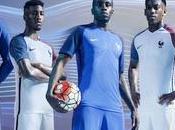 Euro 2016, nuova maglia della Francia