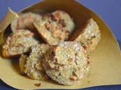 Polpette pollo melanzane salsa thahini zenzero (cotte forno)