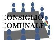 Consiglio Comunale convocato mercoledì marzo