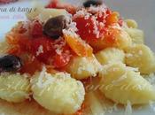 Gnocchi gustosi Primi piatti