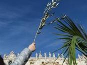 Domenica delle Palme 2016: canti liturgia, orario diretta messa Papa Francesco marzo