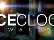 Space Clock Live Wallpaper veri geek!!