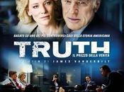 TRUTH Prezzo della Verità, coraggio parlare