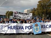 (VIDEO)Recreativo Huelva, marcia tifosi salvare club