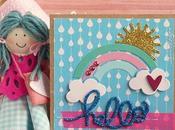 #DIY Card bimba Scrap Dreams