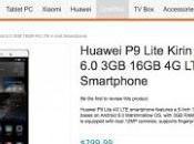 Huawei Lite prevendita Cina