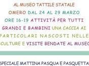 Vacanze Pasqua Museo Omero tante attività tutti (An)