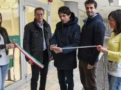 Inaugurata Sindaco Andrea Romizi nuova sede della Tari Perugia