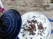 Tiramisù cioccolato cocco senza uova
