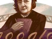 Google celebra Alda Merini doodle