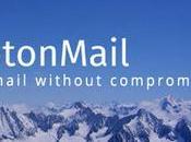 ProtonMail email criptate massimi livelli sicurezza