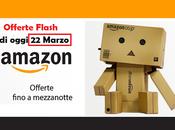 Tantissimi prodotti hi-tech (Smartphone, Tablet, accessori) offerta lampo Amazon