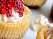 Mini cheesecake vaniglia gianduia