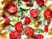 Quiche Zucchine Silana Pomodori