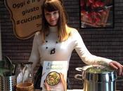 Alida Gotta cucina salmone IKEA Torino (foto)