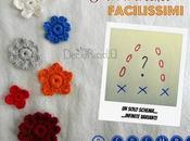 Fiori crochet facilissimi: solo schema infinite varianti