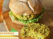 Burger lenticchie rosse bulgur all'aglio orsino #wildapril StagioniAMO! lentil, wild garlic burgers