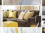 Color Series idee usare colore giallo casa