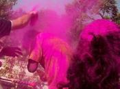 Marged Trumper vero significato celebrazioni tradizionali della Holi, festa indiana colori