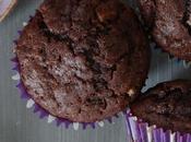 Muffin doppio cioccolato