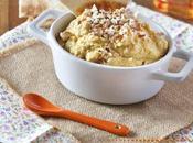 Hummus zucca ceci Chickpea pumpkin hummus