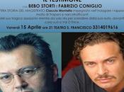 """News: testimone"""" Bebo Storti Fabrizio Coniglio Alessandria"""
