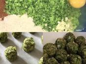 Polpettine broccoli