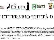 """Verbale Giuria della Edizione Premio Letterario """"Città Fermo"""""""