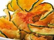 Ricette alternative: chips zucchine