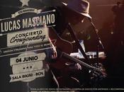 concerto crowdfunding Lucas Masciano