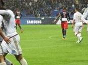 Ligue giornata Lione Monaco, scatto Champions
