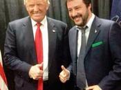Salvini-Trump: politica geopolitica scatto