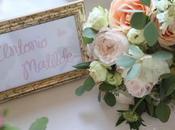 Matrimonio romantico tocco d'oro: Matilde&Tony
