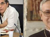 Incontro S.E. Mons. Filippo Santoro, arcivescovo Taranto scrittore Pierfranco Bruni