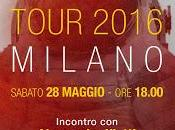 Real Mars Tour 2016 MILANO