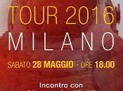 Real Mars Tour 2016 MILANO