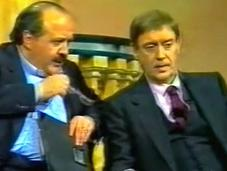 Carmelo Bene Maurizio Costanzo Show aprile 1990