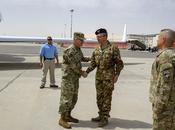 Afghanistan/ contingente militare italiano. visita Comandante Supremo delle Forze Alleate Europa Generale Scaparrotti