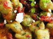 Gnocchi spinaci ricotta alla maniera Petronilla