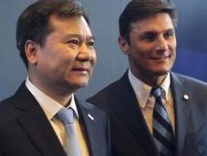 cose sapere Zhang Jindong, nuovo proprietario dell'Inter