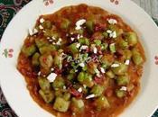 Gnocchetti spinaci conditi speck formaggio malga.