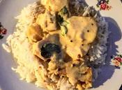 Merluzzo Curry alla maniera Giovanna