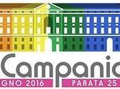 Campania Pride, l'orgoglio sfila prima volta Caserta