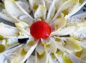 Fiore indivia robiola capra